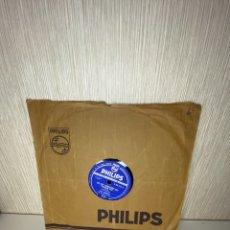 Discos de pizarra: ANTIGUO DISCO DE PIZARRA EN BUEN ESTADO. Lote 249396900