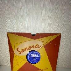 Discos de pizarra: ANTIGUO DISCO DE PIZARRA EN BUEN ESTADO. Lote 249397140
