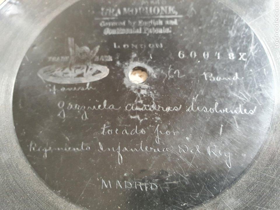78 RPM BERLIRNER BANDA REGIMIENTO DEL REY (Música - Discos - Pizarra - Clásica, Ópera, Zarzuela y Marchas)