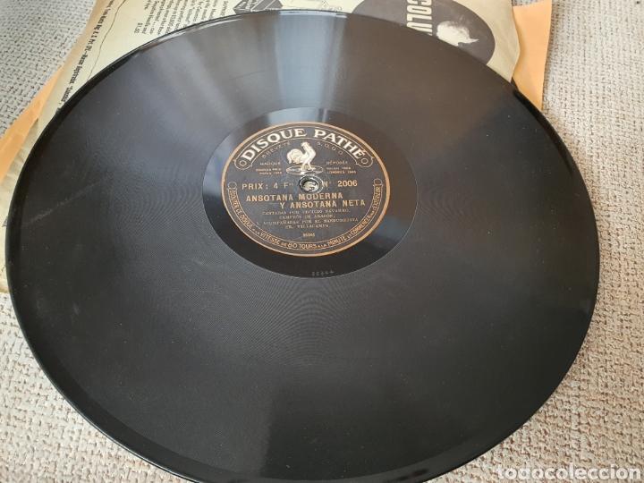 Discos de pizarra: 78 RPM CECILIO NAVARRO - Foto 3 - 252139965