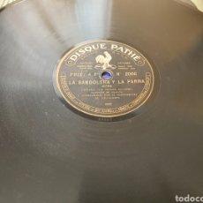 Discos de pizarra: 78 RPM CECILIO NAVARRO. Lote 252139965
