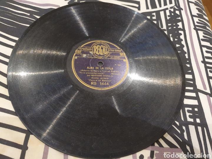 Discos de pizarra: 78 RPM MARIANO SEVILLA Y CHATO DE LAS VENTAS - Foto 3 - 252539750