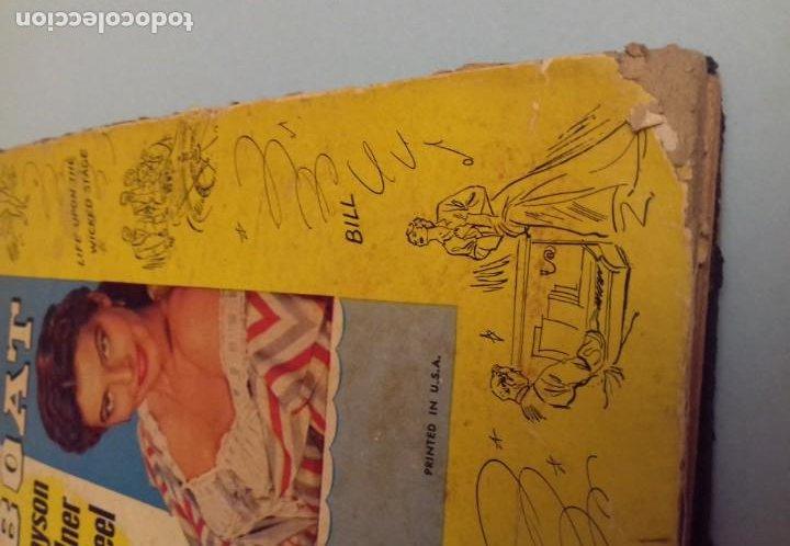Discos de pizarra: Album BSO del musical SHOW BOAT (MAGNOLIA) versión film de 1951 con 4 discos pizarra METROLITE MGM - Foto 5 - 252660035