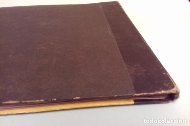 Discos de pizarra: Album BSO del musical SHOW BOAT (MAGNOLIA) versión film de 1951 con 4 discos pizarra METROLITE MGM - Foto 19 - 252660035