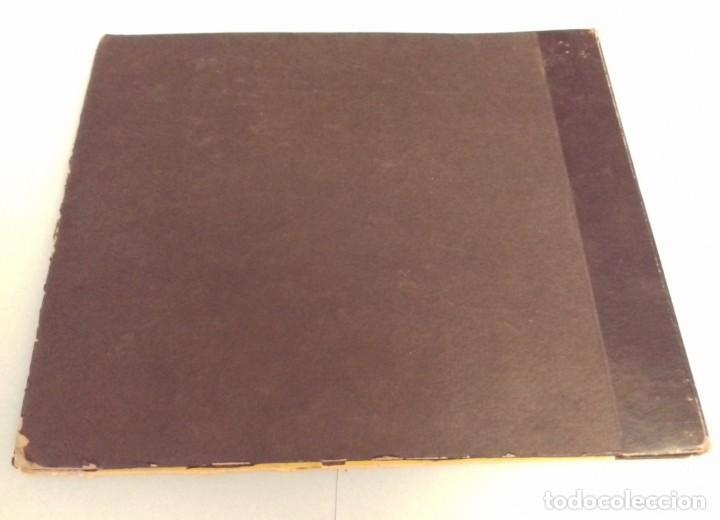 Discos de pizarra: Album BSO del musical SHOW BOAT (MAGNOLIA) versión film de 1951 con 4 discos pizarra METROLITE MGM - Foto 20 - 252660035
