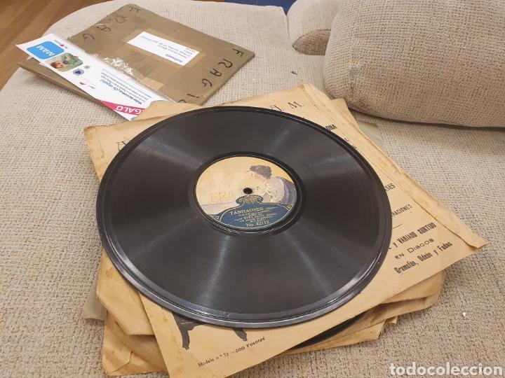 Discos de pizarra: 78 RPM SIGNOR ENEA SALVI TANHAUSER - Foto 4 - 252667455