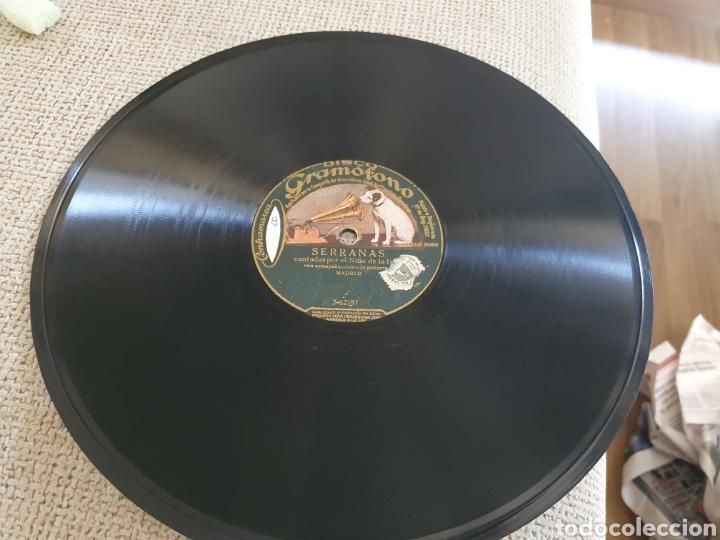 Discos de pizarra: 78 RPM NIÑO DE LA ISLA - Foto 3 - 252950505