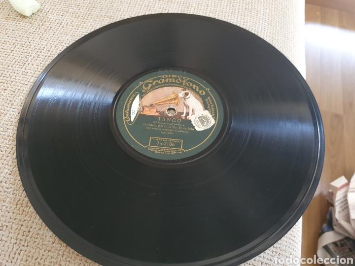 Discos de pizarra: 78 RPM NIÑO DE LA ISLA - Foto 4 - 252950505