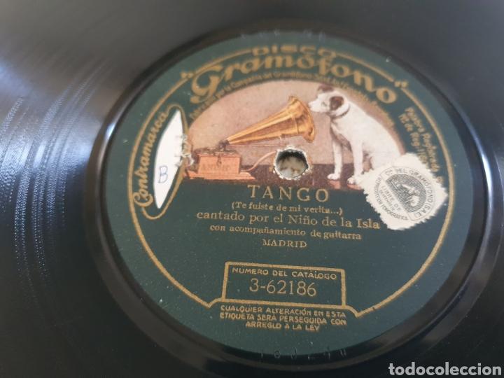 78 RPM NIÑO DE LA ISLA (Música - Discos - Pizarra - Flamenco, Canción española y Cuplé)