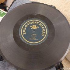 Discos de pizarra: 78 RPM ZONOPHONE MUY ANTIGUO LA TRAVIATA. Lote 253168145