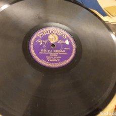 Discos de pizarra: 78 RPM GOYITA. Lote 253170325