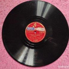 """Discos de pizarra: 10"""" BING CROSBY - COME TO MY DREAMS - OST 'ROAD TO UTOPIA' - COLUMBIA R 14431 - (EX) PIZARRA 78RPM. Lote 253446210"""