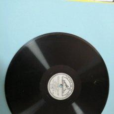 Discos de pizarra: SINFONIA ESPAÑOLA (LALO) OP. 21 - 4 DISCOS. Lote 254186365