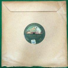 Discos de pizarra: DISCO 78 RPM - LA REINA MORA (SERRANO) / MONOCARA , RF-9460. Lote 254483445