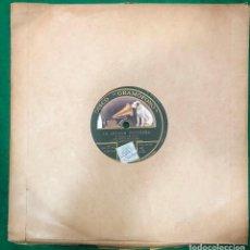 Discos de pizarra: DISCO 78 RPM - POR TRAIDOR , OFELIA DE ARAGON / LA GITANA PETENERA , OFELIA DE ARAGON / RF-9461. Lote 254503860