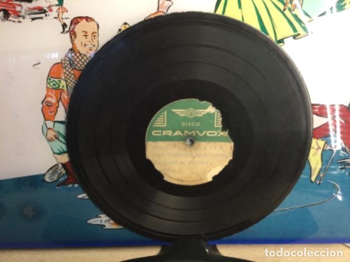 DISCO PIZARRA DE PUBLICIDAD DE RADIO - ALMANZOR- PRESENTACIONES CIERRES Y DE EMISIONES Y CUÑA (Música - Discos - Pizarra - Bandas Sonoras y Actores )