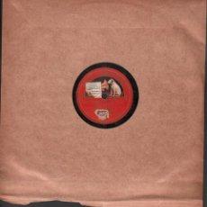 Discos de pizarra: DISCO DE 78 R.P.M. (PIZARRA) - LUISA FERNANDA / POR EL AMOR DE UNA MUJER RF-9500. Lote 257325410
