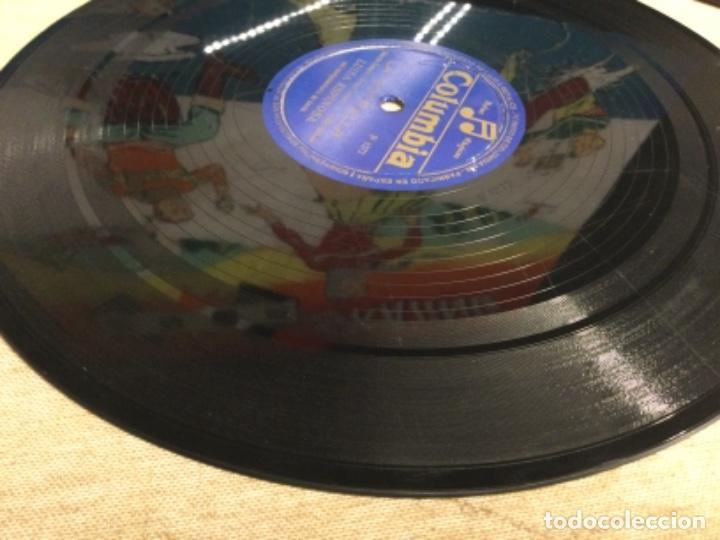 Discos de pizarra: DISCO PIZARRA DE PUBLICIDAD DE RADIO - LA ESTRELLA - LUISA ESPINOSA (ref-12) - Foto 5 - 257326065