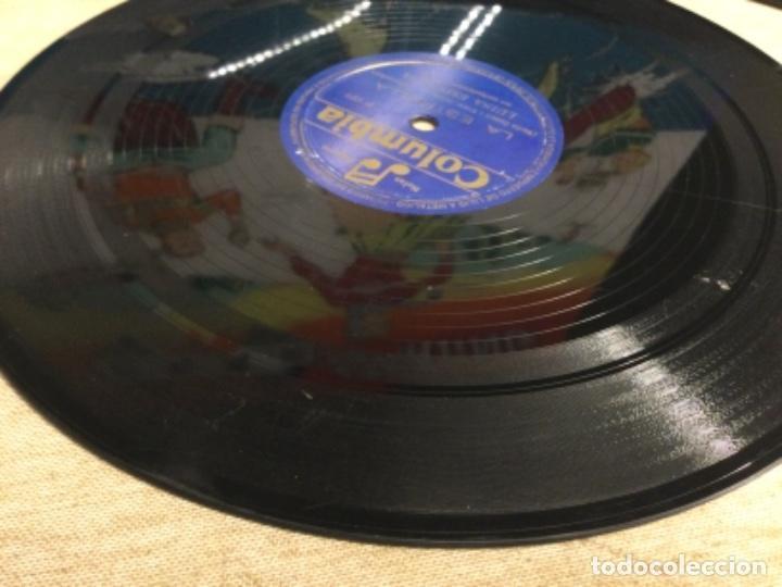 Discos de pizarra: DISCO PIZARRA DE PUBLICIDAD DE RADIO - LA ESTRELLA - LUISA ESPINOSA (ref-12) - Foto 6 - 257326065