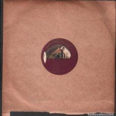 Discos de pizarra: DISCO DE 78 R.P.M. (PIZARRA) - EL REY QUE RABIO (CHAPÍ) // SOY UN PASTOR SENCILLO RF-9506. Lote 257327530