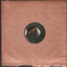 Discos de pizarra: DISCO DE 78 R.P.M. (PIZARRA) - VILLANCICOS (MARQUINA) // LA...DEL PAÑUELO ROJO RF-9513. Lote 257330085