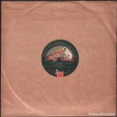Discos de pizarra: DISCO DE 78 R.P.M. (PIZARRA) - EL TENIENTE VAQUERIZA (MARQUINA) // LA VIUDA ALEGRE RF-9518. Lote 257331020
