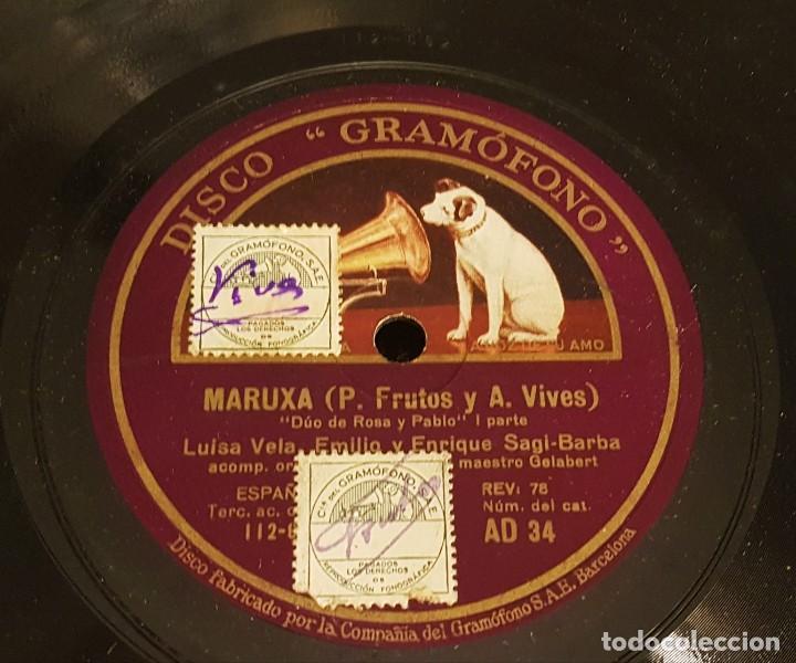 """Discos de pizarra: ALBUM CON 12 DISCOS DE PIZARRA """"LA VOZ DE SU AMO"""" EN PERFECTO ESTADO - Foto 8 - 258867720"""