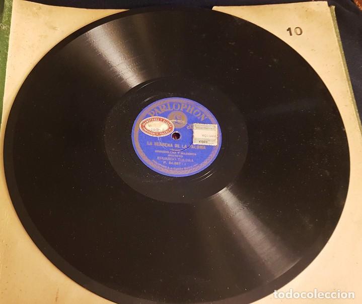 """Discos de pizarra: ALBUM CON 12 DISCOS DE PIZARRA """"LA VOZ DE SU AMO"""" EN PERFECTO ESTADO - Foto 9 - 258867720"""