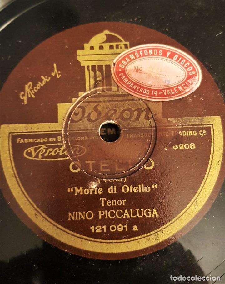 """Discos de pizarra: ALBUM CON 12 DISCOS DE PIZARRA """"LA VOZ DE SU AMO"""" EN PERFECTO ESTADO - Foto 11 - 258867720"""