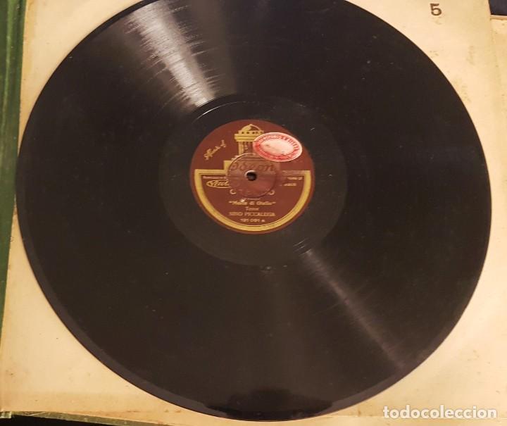 """Discos de pizarra: ALBUM CON 12 DISCOS DE PIZARRA """"LA VOZ DE SU AMO"""" EN PERFECTO ESTADO - Foto 12 - 258867720"""
