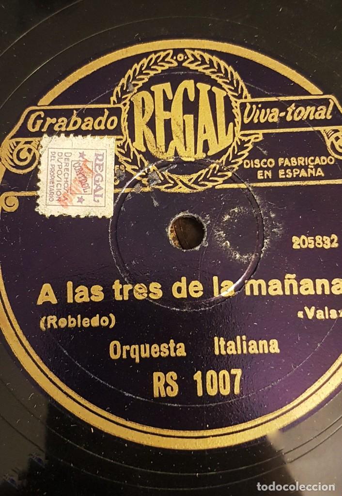 """Discos de pizarra: ALBUM CON 12 DISCOS DE PIZARRA """"LA VOZ DE SU AMO"""" EN PERFECTO ESTADO - Foto 14 - 258867720"""