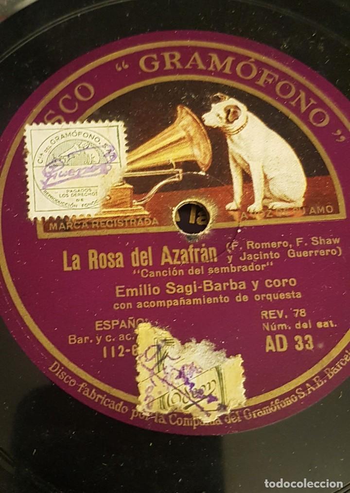 """Discos de pizarra: ALBUM CON 12 DISCOS DE PIZARRA """"LA VOZ DE SU AMO"""" EN PERFECTO ESTADO - Foto 16 - 258867720"""