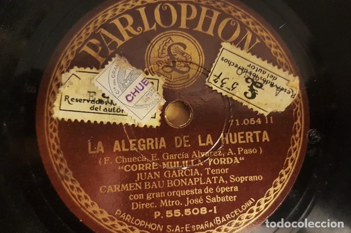 """Discos de pizarra: ALBUM CON 12 DISCOS DE PIZARRA """"LA VOZ DE SU AMO"""" EN PERFECTO ESTADO - Foto 20 - 258867720"""