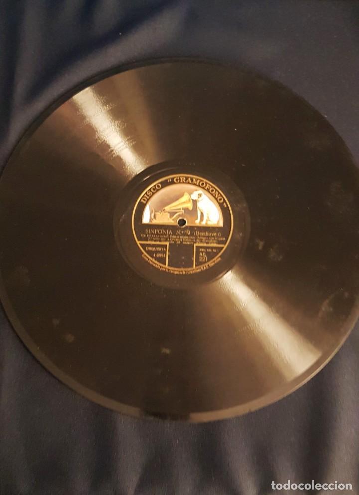 """Discos de pizarra: ALBUM CON 12 DISCOS DE PIZARRA """"LA VOZ DE SU AMO"""" EN PERFECTO ESTADO - Foto 22 - 258867720"""