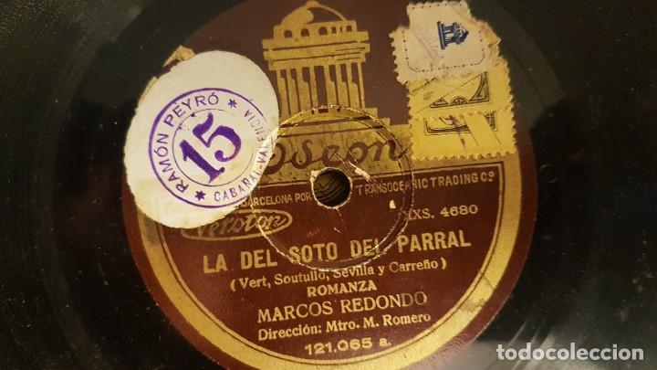 """Discos de pizarra: ALBUM CON 12 DISCOS DE PIZARRA """"LA VOZ DE SU AMO"""" EN PERFECTO ESTADO - Foto 24 - 258867720"""