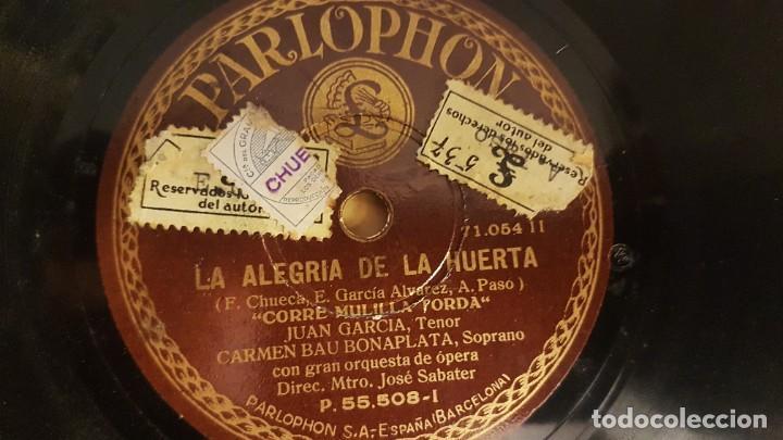 """Discos de pizarra: ALBUM CON 12 DISCOS DE PIZARRA """"LA VOZ DE SU AMO"""" EN PERFECTO ESTADO - Foto 25 - 258867720"""