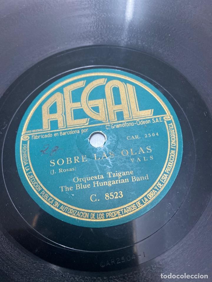 Discos de pizarra: Orquesta tzigane - Foto 2 - 260047010