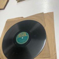 Discos de pizarra: ORQUESTA TZIGANE. Lote 260047010