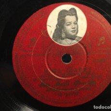 Discos de pizarra: DISCO PIZARRA- ANA MARIA GONZALEZ - NIÑA ISABEL / SUCEDIO - COLUMBIA - ( REF.2). Lote 261633770