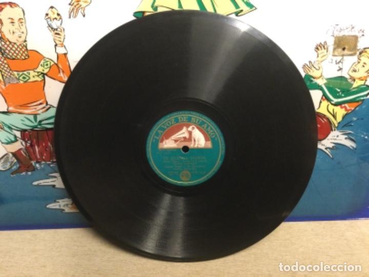 Discos de pizarra: DISCO PIZARRA - ALMA LLANERA - TE QUIERO , DIJISTE - CASAS AUGE (Ref,60) - Foto 2 - 262011265