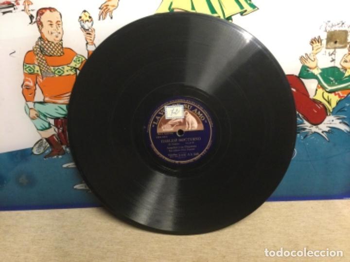 Discos de pizarra: DISCO PIZARRA - RUMBA AZUL - ANGELINI Y SU ORQUESTA - HARLEM NOCTURNO (Ref,61) - Foto 2 - 262011330