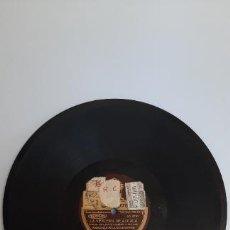 Discos de pizarra: LA VENTERA DE ALCALÁ - DISCO DE PIZARRA. Lote 262703480