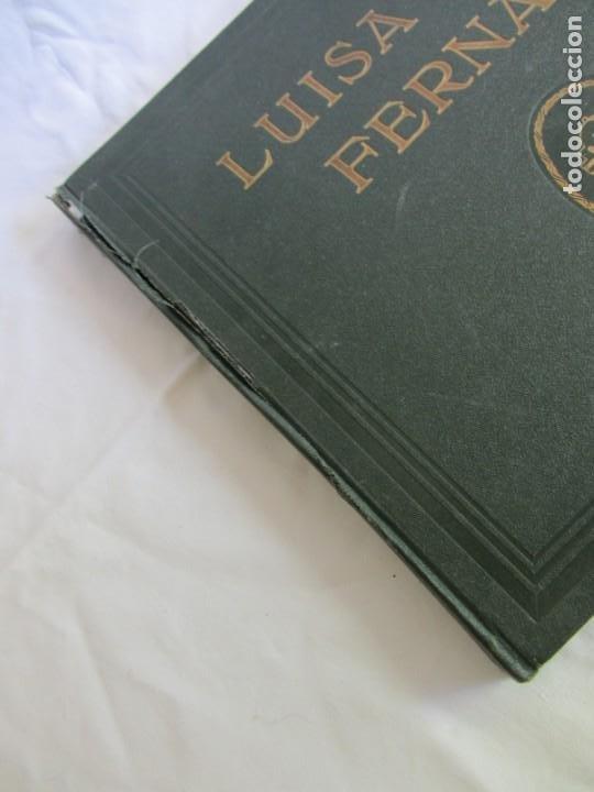 Discos de pizarra: Carpeta con 4 discos de pizarra Luisa Fernanda Odeón - Foto 2 - 262918580