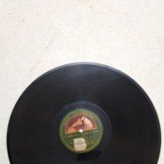 Discos de pizarra: DISCO PIZARRA ( GRAMÓFONO ) ¡ AY TOMASA ! Y LA BODA DE LA PALOMA. Lote 262962125