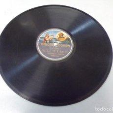 Discos de pizarra: DISCO PIZARRA DISCO ODEON EL TIMO, EQUIVOCACIO. Lote 264230252