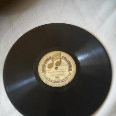 Discos de pizarra: DISCO PIZARRA. DOBLE COLUMBIA. JOSE MARDONES. LA MASCOTA / LAS DOS PRINCESAS. VER DATOS FOTO. Lote 265321464