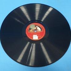Discos de pizarra: DISCO DE PIZARRA - GOYESCAS / TOCCATA EN SOL MAYOR - LA VOZ DE SU AMO. Lote 265439334