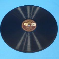 Discos de pizarra: DISCO DE PIZARRA - LA LINDA TAPADA / PAVA REGIONAL - PARLOPHON. Lote 265441384