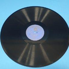 Discos de pizarra: DISCO DE PIZARRA - RIGOLETTO - GRAN FANTASÍA 1A Y 2A PARTE - PARLOPHON. Lote 265448739