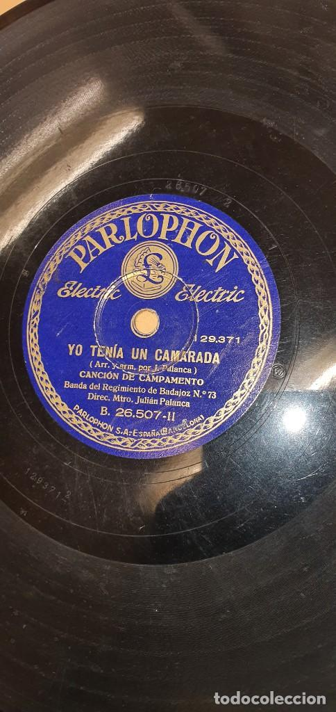 DISCO 78 RPM - VICENTE SOLER - REPÚBLICA - FERMÍN GALÁN - HÉROE DE JACA - PIZARRA (Música - Discos - Pizarra - Otros estilos)
